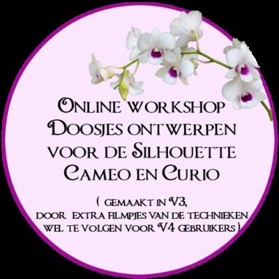 Online Workshop Doosjes ontwerpen