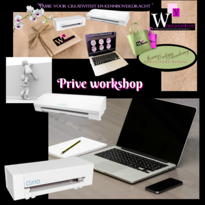 Workshop, Silhouette, Cameo, Curio, Prive